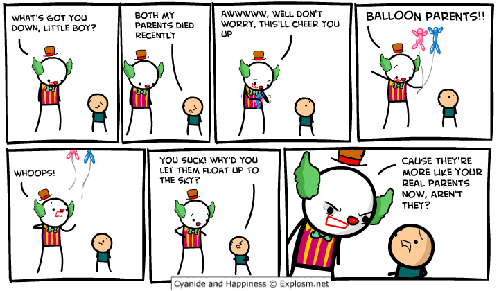 balloon parents