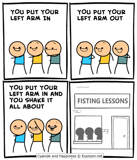 fisting lessons
