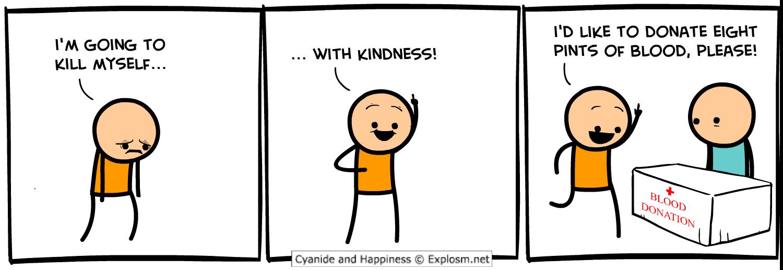 Cyanide Happiness (Explosm.net)