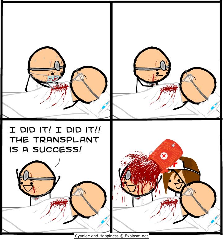 transplant success