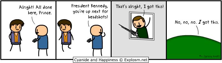 Kennedy headshots