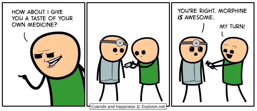 Cyanide & Happiness (Explosm.net