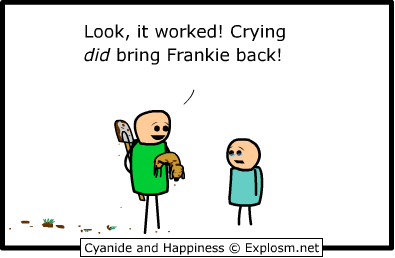blastphamoushd cyanide and happiness sad ending relationship