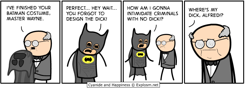 batman dick