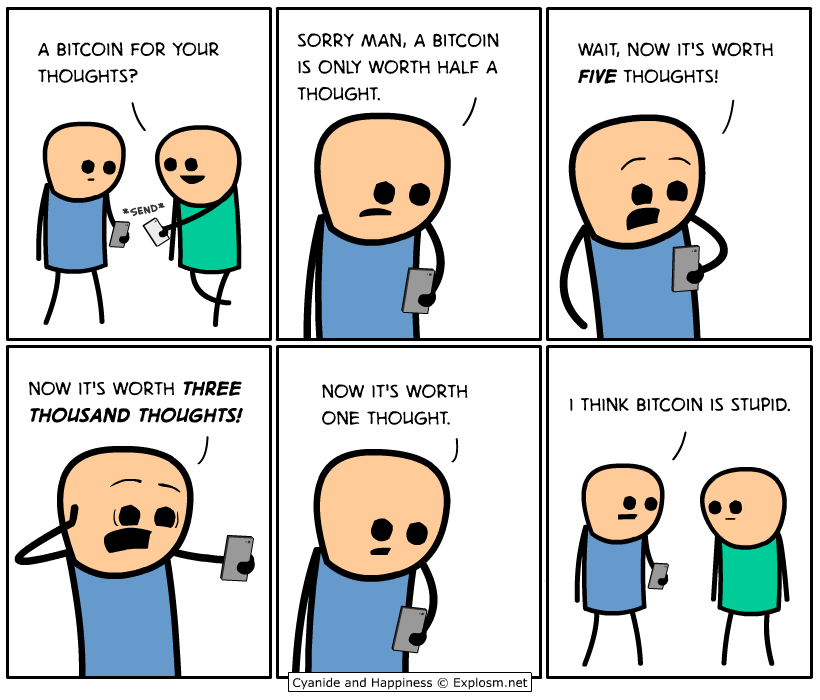 Cyanide & Happiness, Comic for 2017.12.11