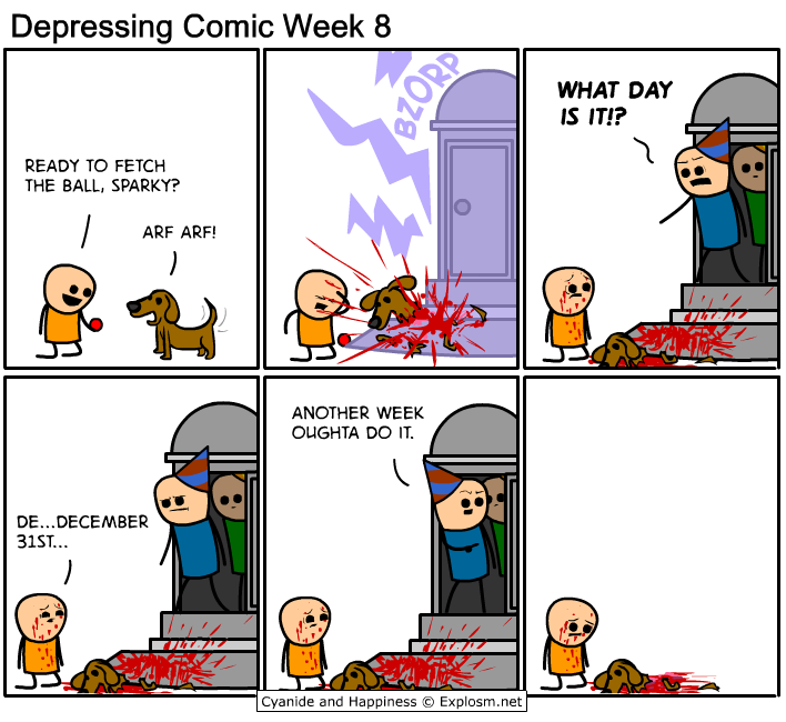 depressing comic week - december 31st