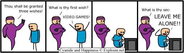 genie video games