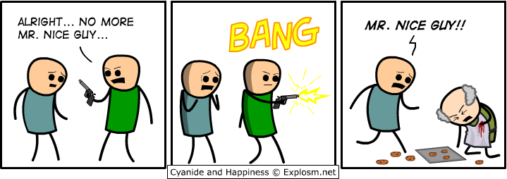 Cyanide & Happiness (Explosm net)