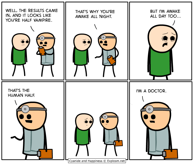 Cyanide And Happiness Time Travel