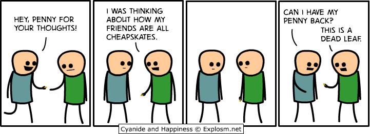 Cyanide & Happiness (Explosm.net)
