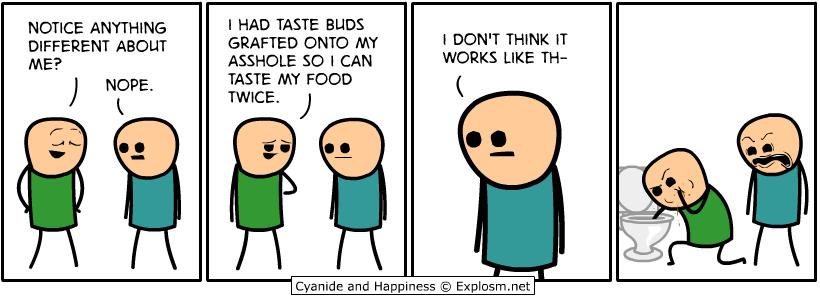 Cyanide Happiness Explosmnet