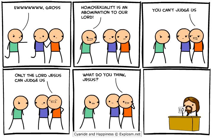 Cyanide And Happiness Comic
