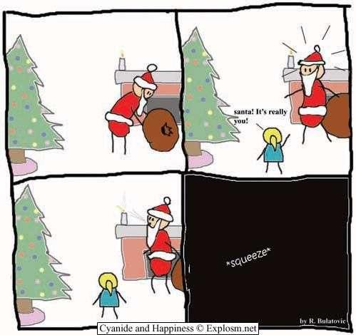 santa squeeze