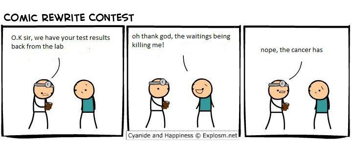 waiting killing
