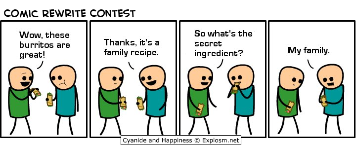 secret family ingredient