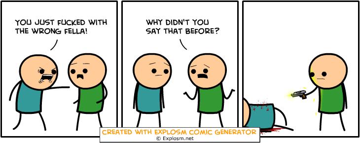 Random Comic Generator AbandonedSeedFlock