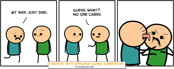 Random Comic Generator ApatheticMiceArm