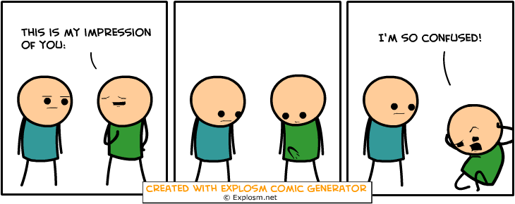Random Comic Generator OafishTicketQuilt