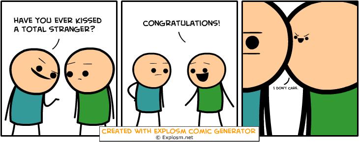 Random Comic Generator PatheticRodSkin