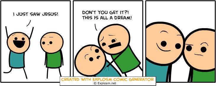 Random Comic Generator QuizzicalFurnitureNation