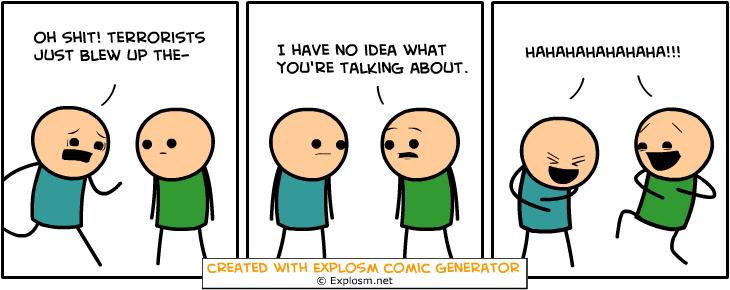 Random Comic Generator SpectacularStorePunishment