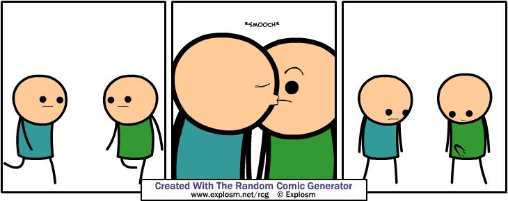 Cyanide and Happiness Random Comic Generator - 2 - Graalians