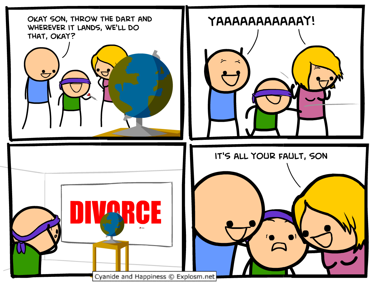 100 Pictures of Cyanide And Happiness Comics Español
